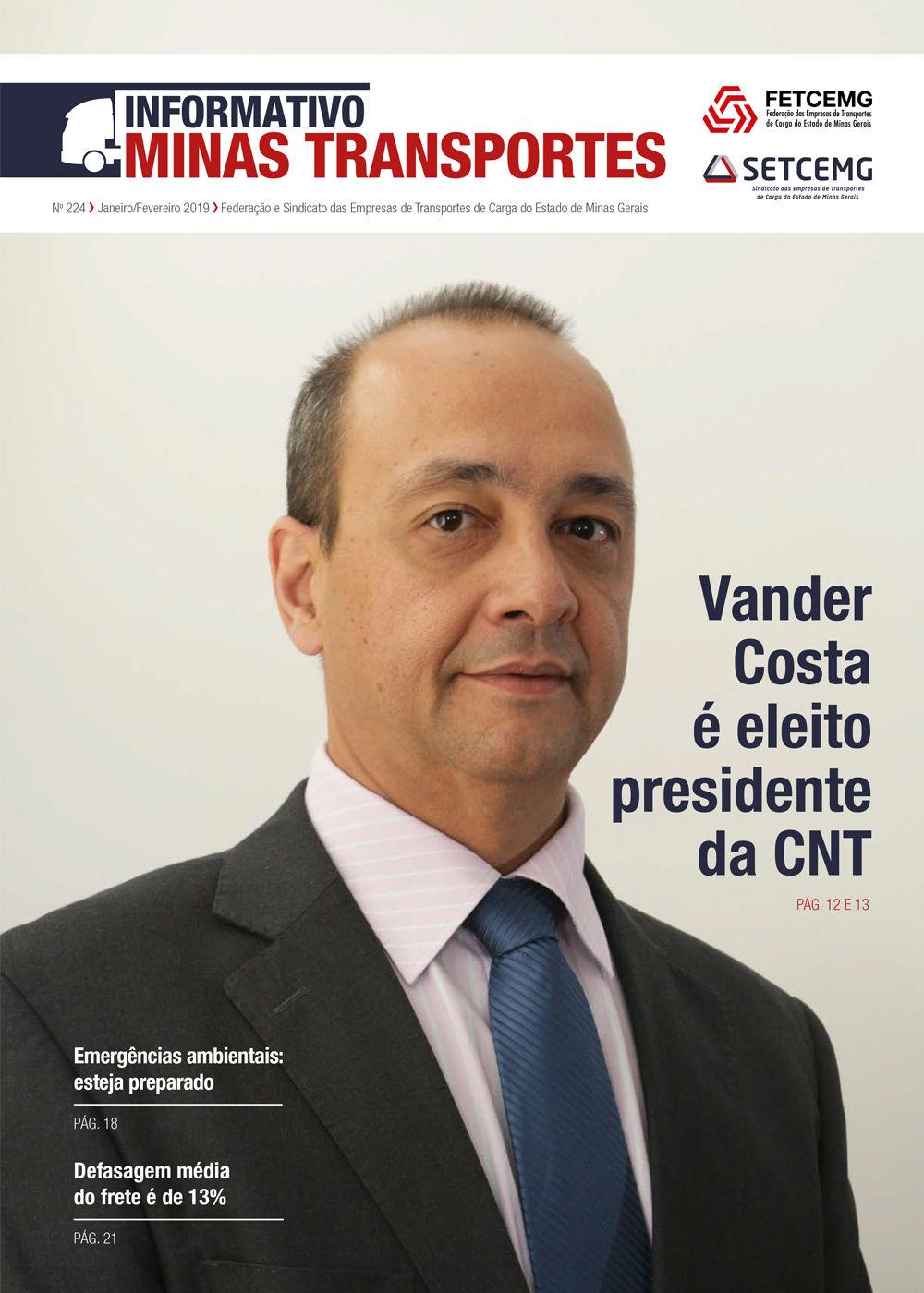 Informativo Minas Transportes - nº 224