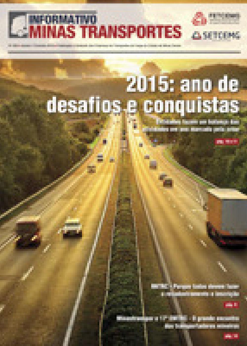 Informativo Minas Transportes - nº 206