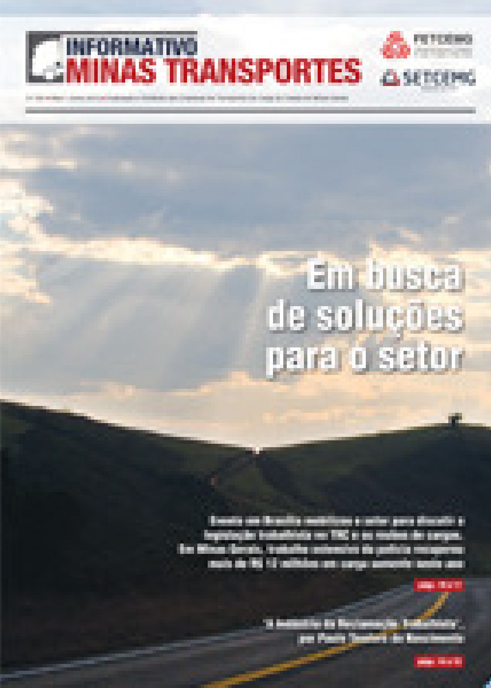 Informativo Minas Transportes - nº 202