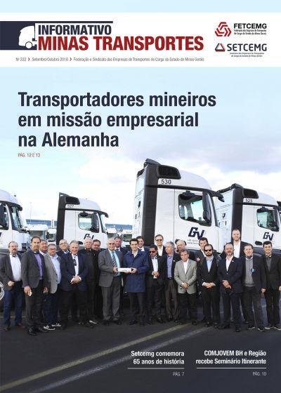 Informativo Minas Transportes - nº 222
