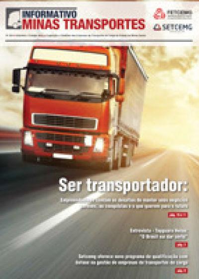 Informativo Minas Transportes - nº 204