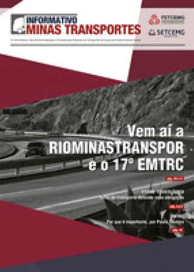 Informativo Minas Transportes - nº 207