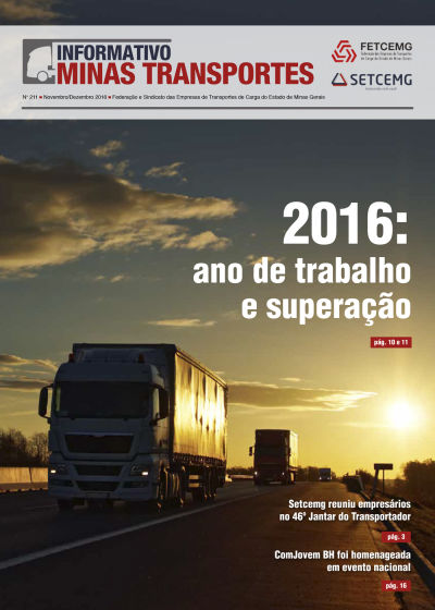 Informativo Minas Transportes - nº 211