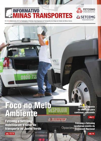 Informativo Minas Transportes - nº 214