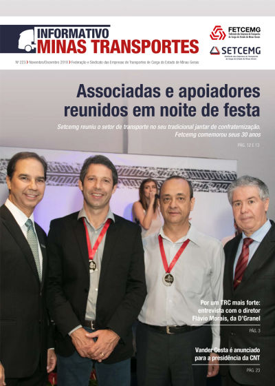 Informativo Minas Transportes - nº 223