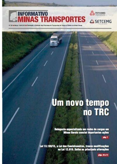 Informativo Minas Transportes - nº 201