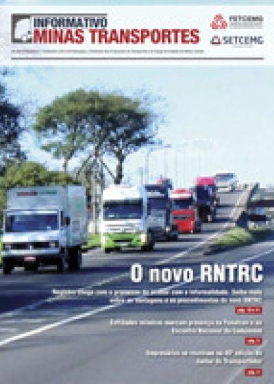 Informativo Minas Transportes - nº 205