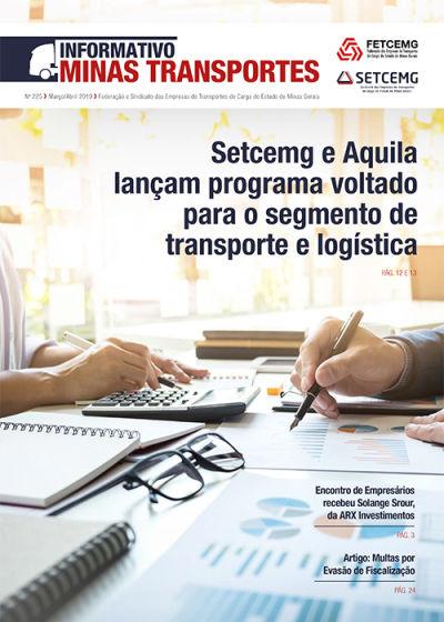 Informativo Minas Transportes - nº 225