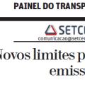 Painel do Transporte - Novos limites para emissões