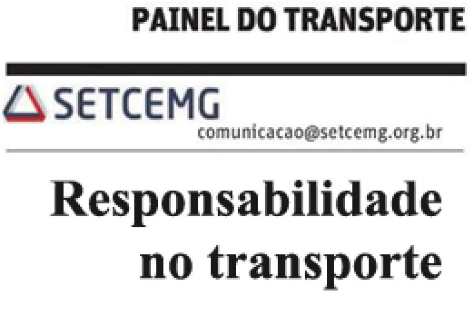 Responsabilidade no transporte