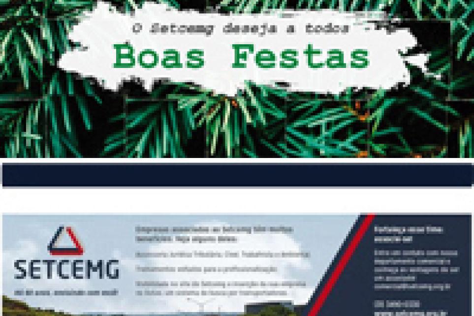 Boletim Eletrônico Semanal - 29 de dezembro de 2017 - Ano XIV N° 833