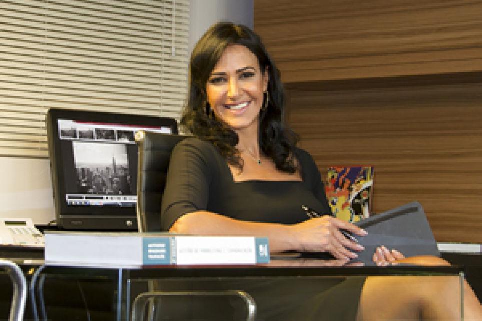 Tarsia Gonzalez, sinônimo de independência e vontade de realizar