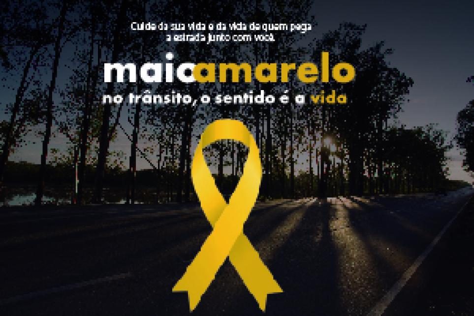 Maio Amarelo: uma campanha constante