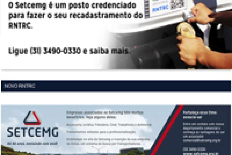 Boletim Eletrônico Semanal - 09 de setembro de 2016 - Ano XIII N° 761