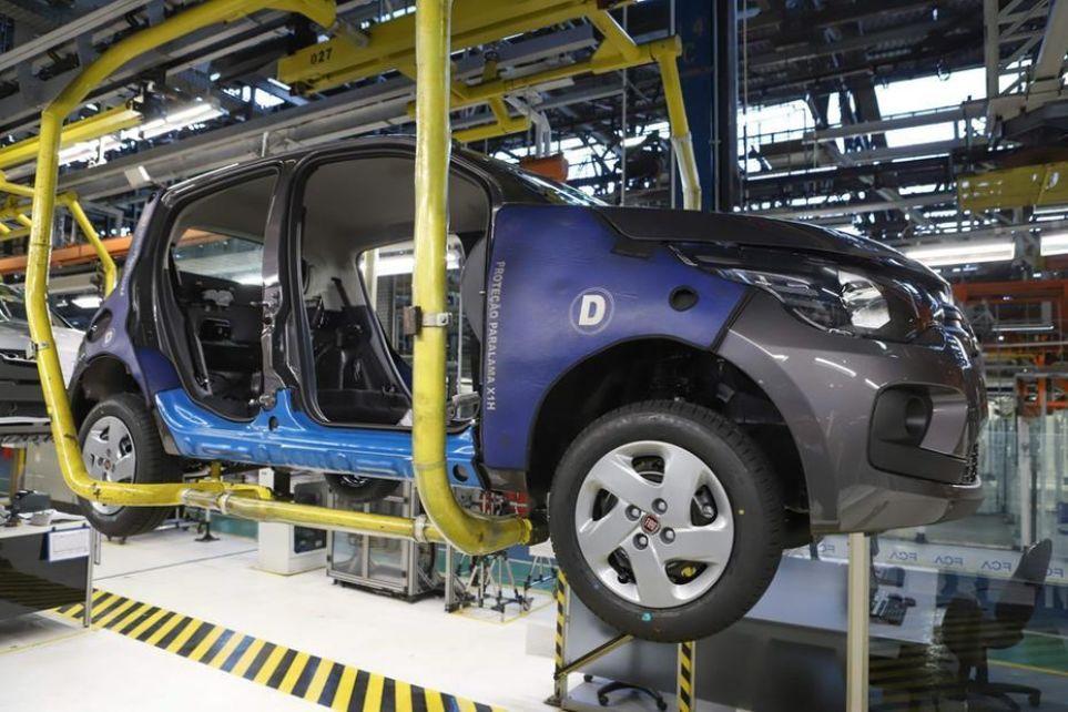 Fiat anuncia fabrica de motores turbo em Betim
