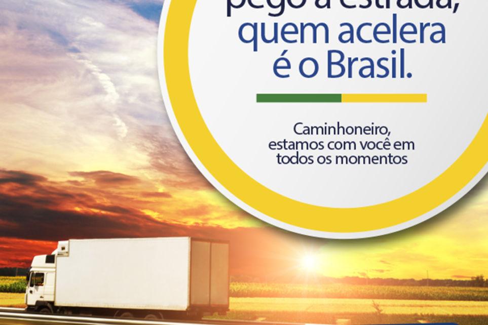 SEST SENAT promove ação para motoristas de caminhão em todo Brasil