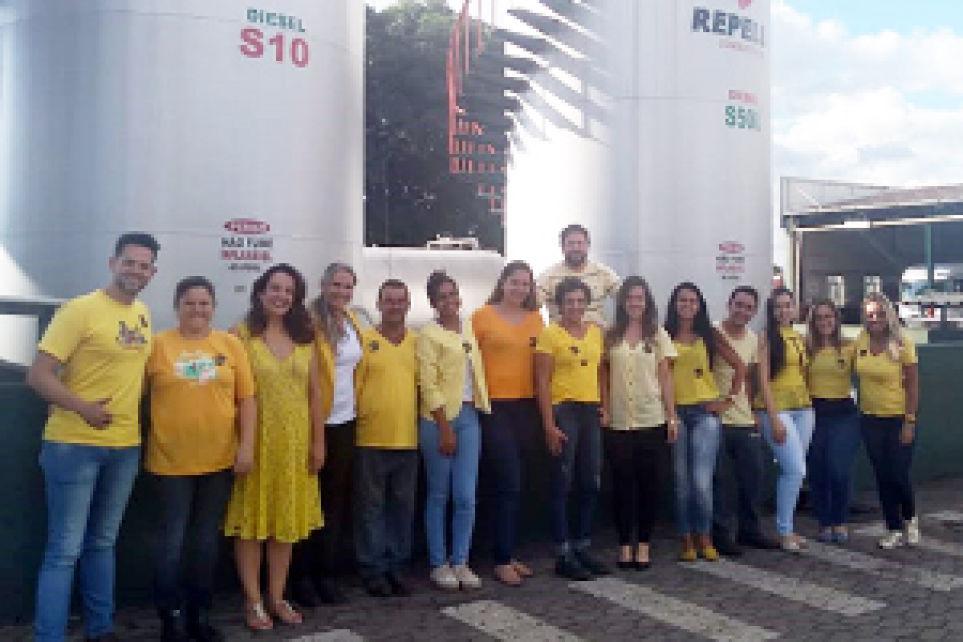 Grupo RP realiza ações no Maio Amarelo