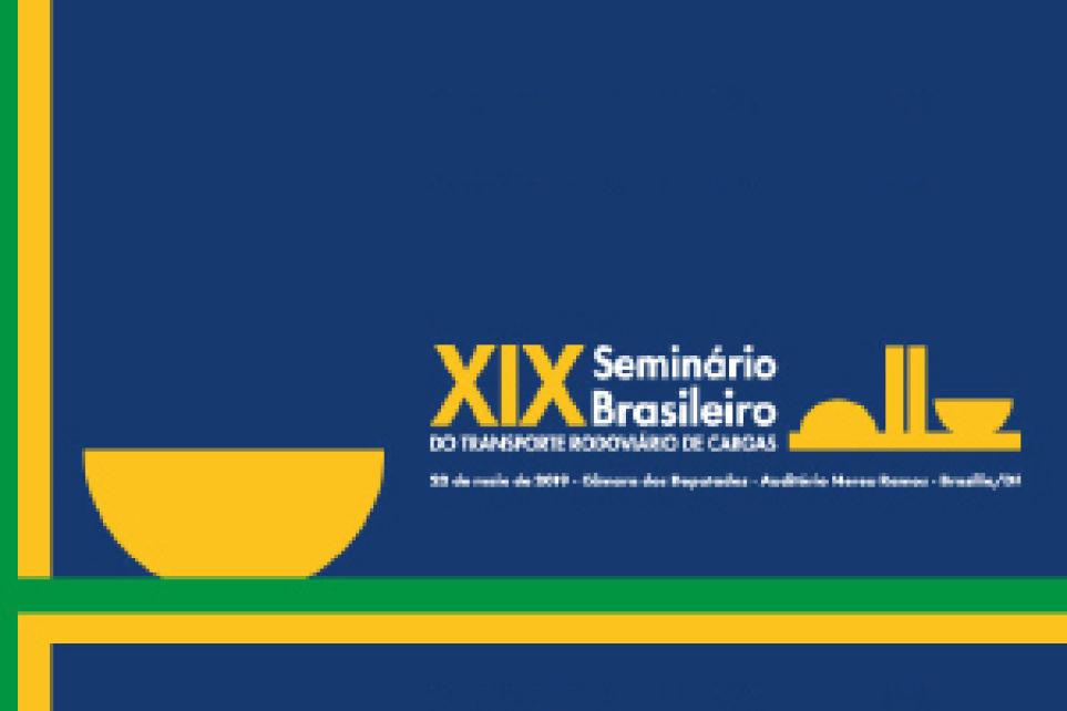 Vem aí o XIX Seminário Brasileiro do Transporte Rodoviário de Cargas