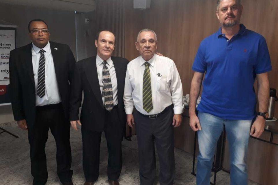 Subsecretário do Governo de Minas quer criar GT com a Setcemg e Fetcemg