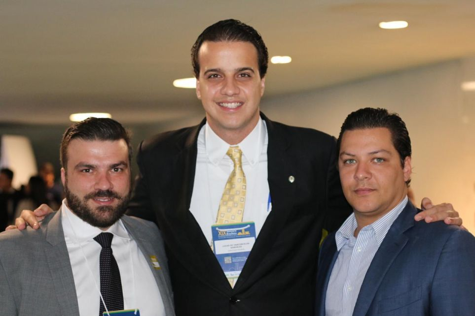 COMJOVEM BH e Região marca presença em Brasília