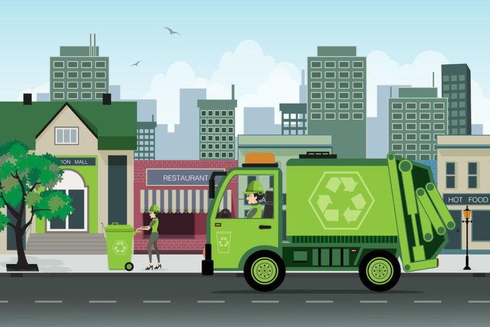 Alterações no transporte de resíduos sólidos e rejeitos em Minas Gerais