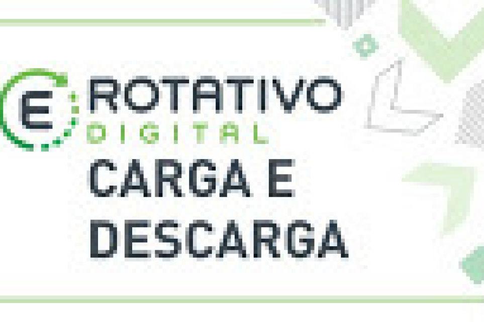 Rotativo Digital Gratuito passa a funcionar nas vagas de carga e descarga em BH